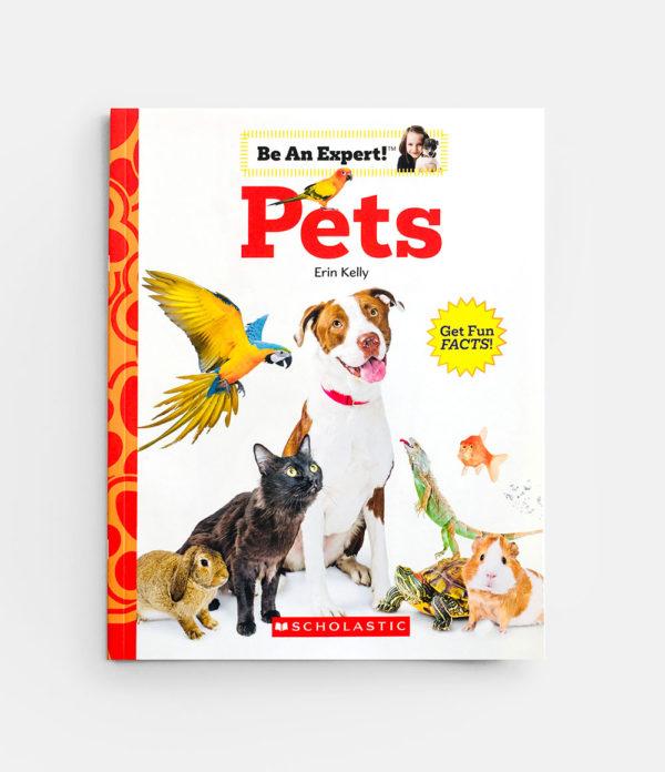 BE AN EXPERT: PETS