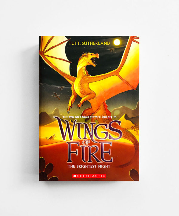 WINGS OF FIRE: #5 THE BRIGHTEST NIGHT