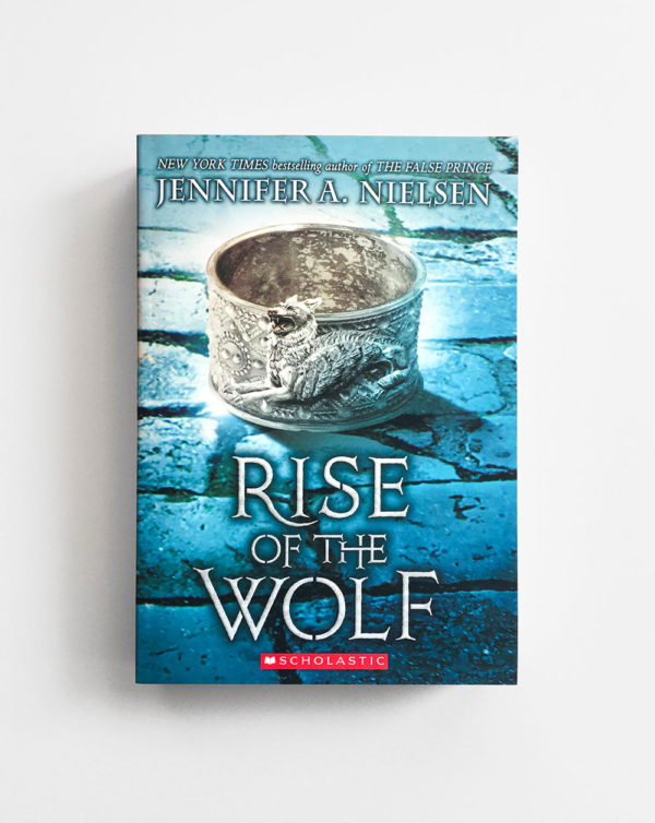 MARK OF THE THIEF SERIES: RISE OF THE WOLF (#2)
