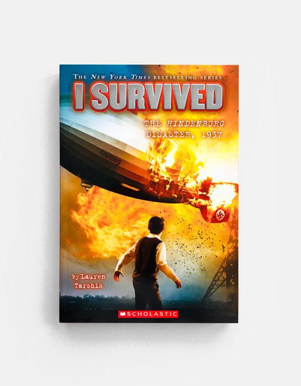 I SURVIVED: THE HANDENBURG DISASTER, 1937