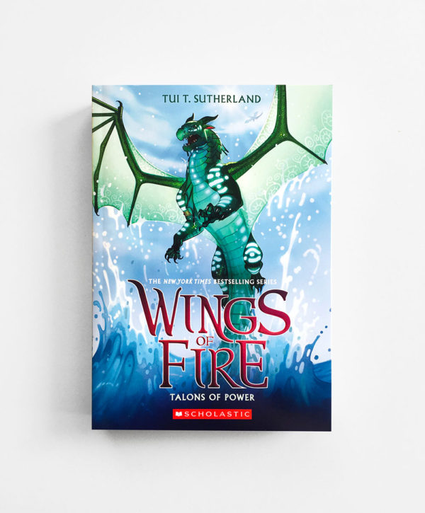 WINGS OF FIRE: #9 TALONS OF POWER