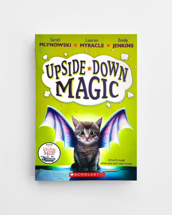 UPSIDE DOWN MAGIC (#1)