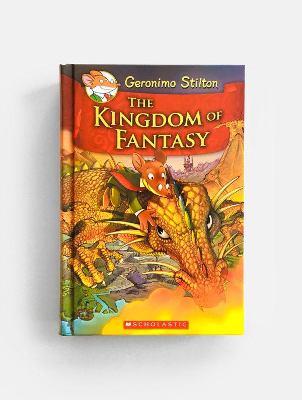 GERONIMO STILTON: KINGDOM OF FANTASY (#1)