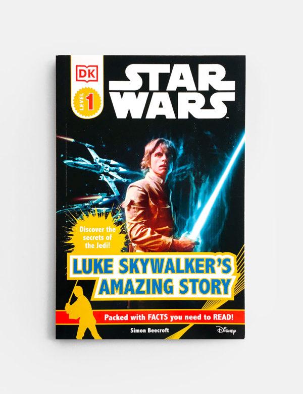 DK READERS #1: LUKE SKYWALKER'S AMAZING STORY
