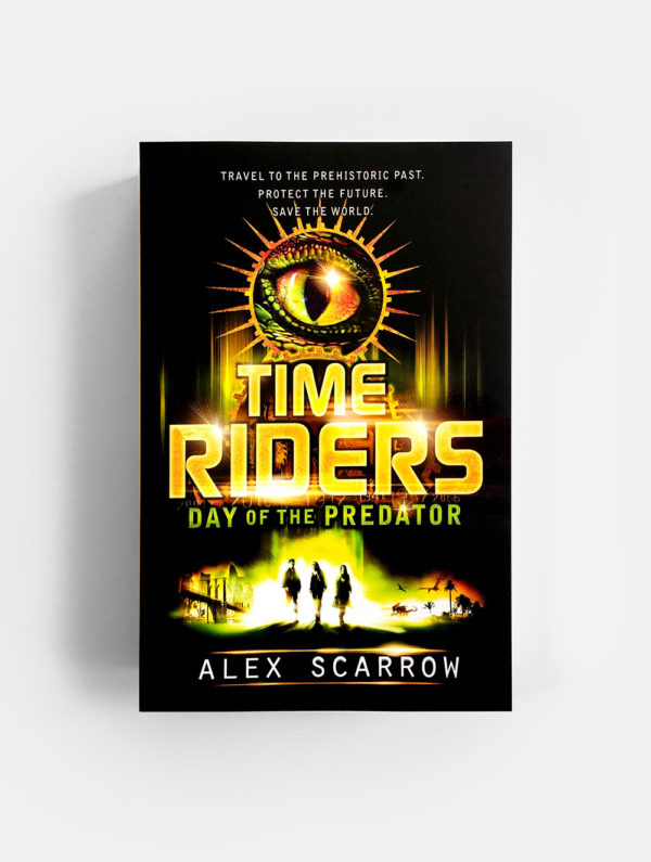 TIME RIDERS: DAY OF THE PREDATOR
