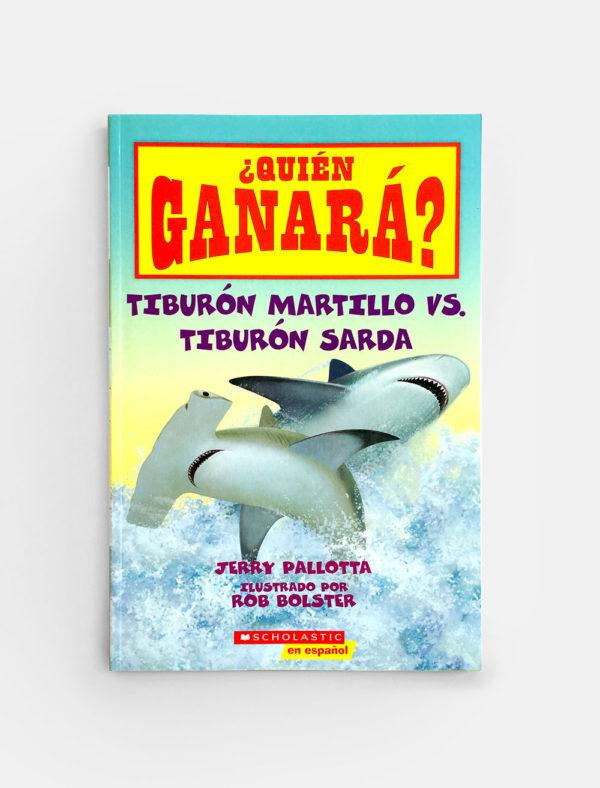QUIÉN GANARÁ? TIBURÓN MARTILLO VS TIBURÓN SARDA