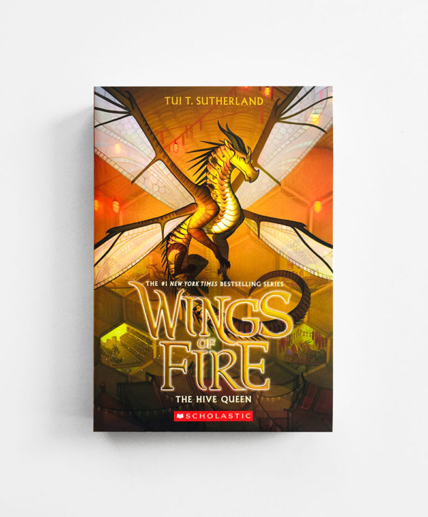 WINGS OF FIRE: #12 THE HIVE QUEEN