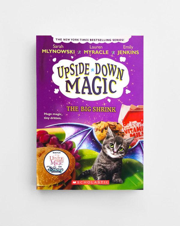 UPSIDE DOWN MAGIC: THE BIG SHRINK (#6)