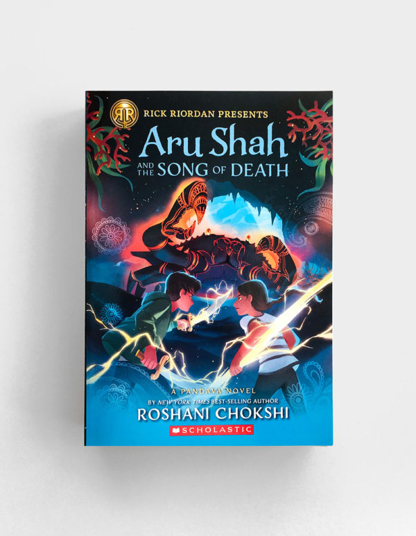 ARU SHAH AND THE SONG OF DEATH (#2)