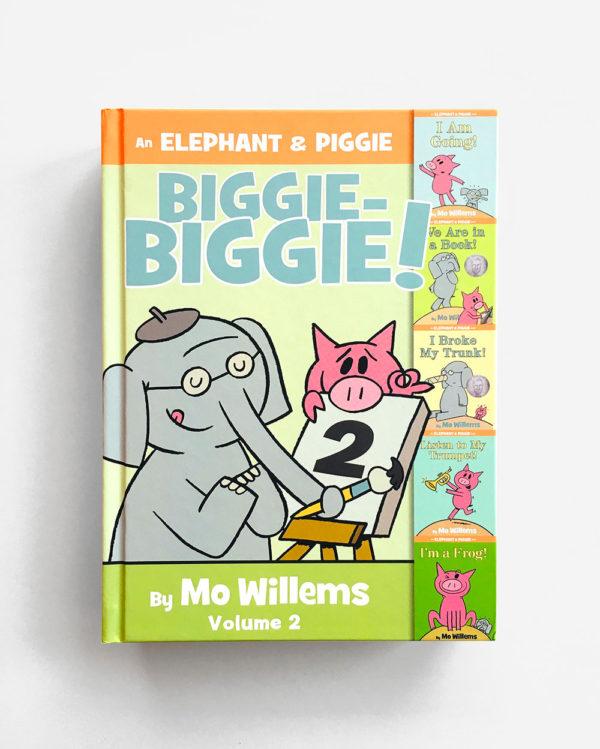 AN ELEPHANT & PIGGIE BIGGIE! VOL. 2