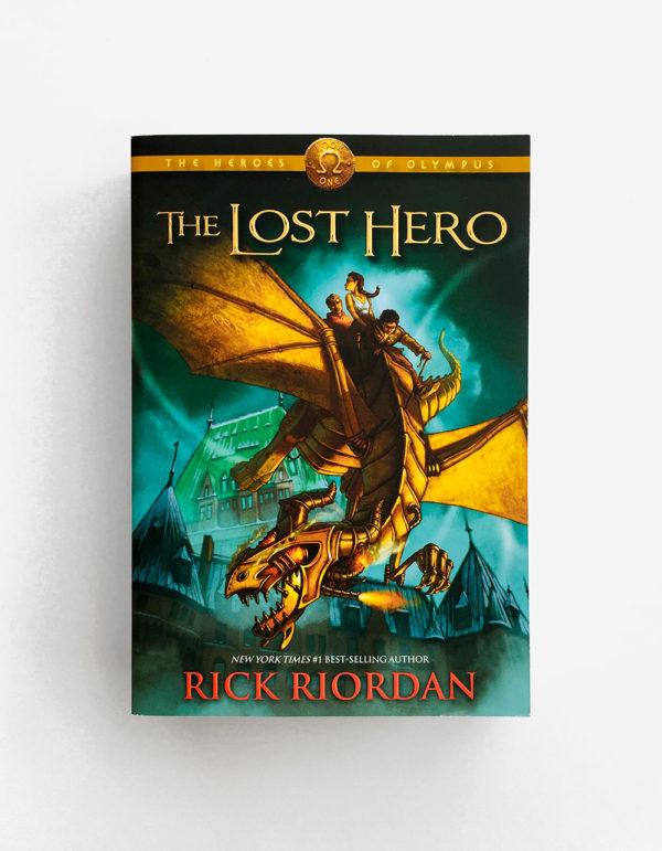 HEROES OF OLYMPUS: THE LOST HERO (#1)