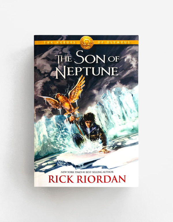 HEROES OF OLYMPUS: THE SON OF NEPTUNE (#2)