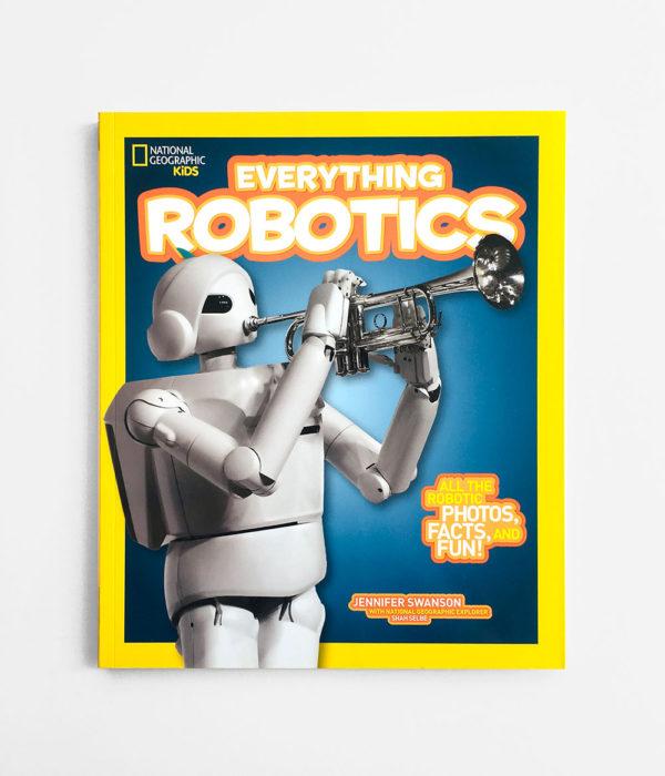 NAT GEO: EVERYTHING ROBOTS