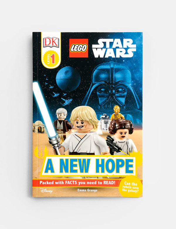 DK READERS #1: A NEW HOPE