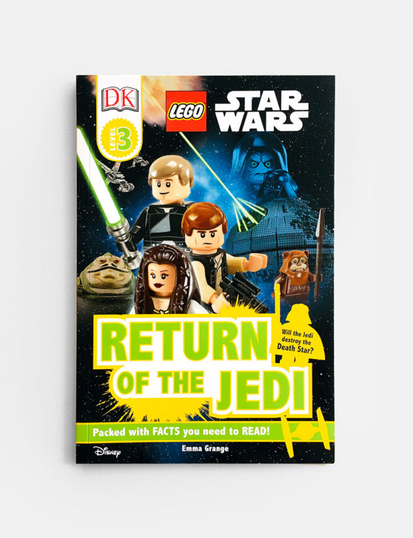 DK READERS #3: RETURN OF THE JEDI
