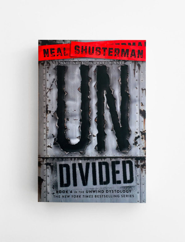 UNDIVIDED (#4 UNWIND DYSTOLOGY)