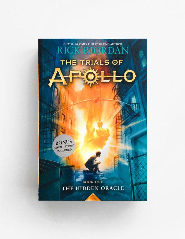 TRIALS OF APOLLO: THE HIDDEN ORACLE (#1)
