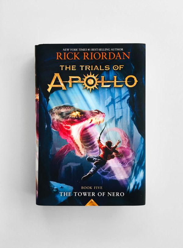 TRIALS OF APOLLO: THE TOWER OF NERO (#5)