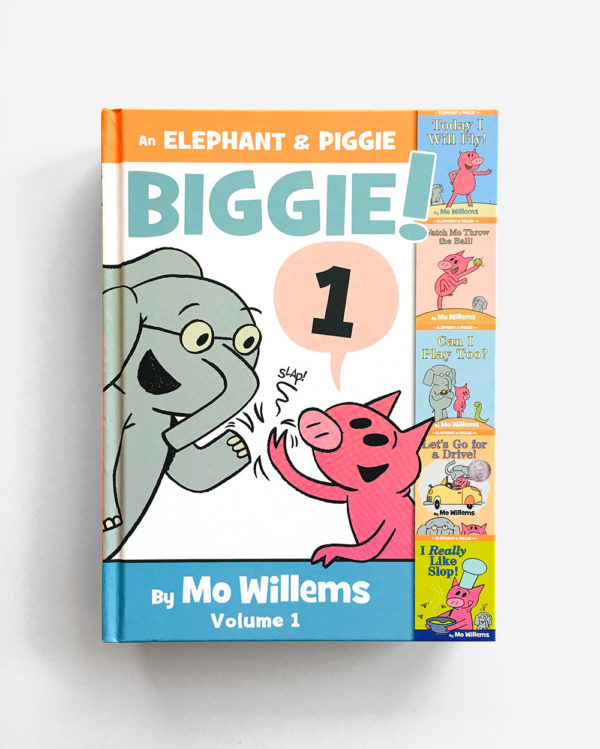 AN ELEPHANT & PIGGIE BIGGIE! VOL. 1