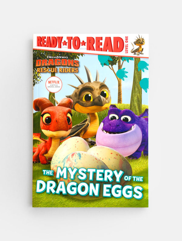 READY TO READ #1: THE MYSTERY OF THE DRAGON EGGS