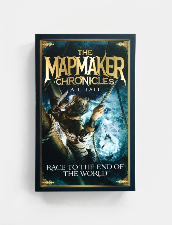 MAPMAKER CHRONICLES: RACE TO THE END OF THE WORLD (#1)