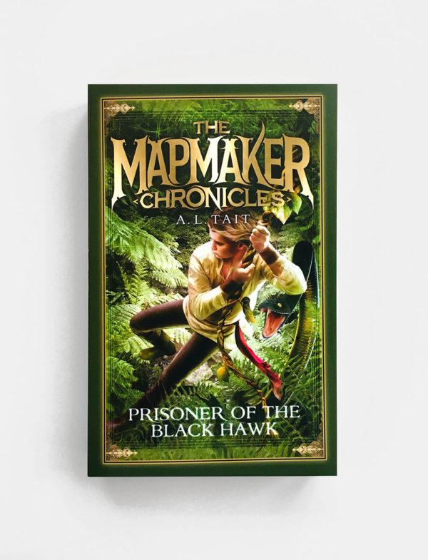 MAPMAKER CHRONICLES: PRISONER OF THE BLACK HAWK (#2)